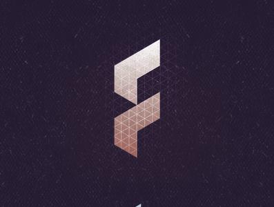 F1 isometric aletteraday monogram letter f 36daysoftype07 36daysoftype 30daysofdesign 30daychallenge brand algeria dz design logo