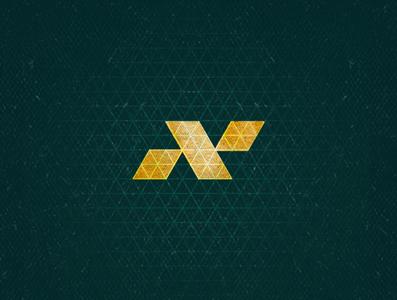 N2 n nlogo monogram isometric typogaphy aletteraday 36daysoftype dz 30daychallenge design logo