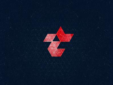 T1 isometric typogaphy monogram aletteraday 36daysoftype dz 30daychallenge design logo