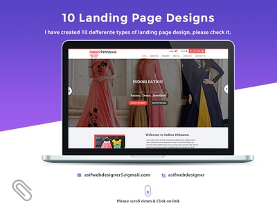 10 Landing Pages