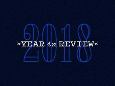 Leevia 2018 Year in Review 2018 vulf sans leevia year in review