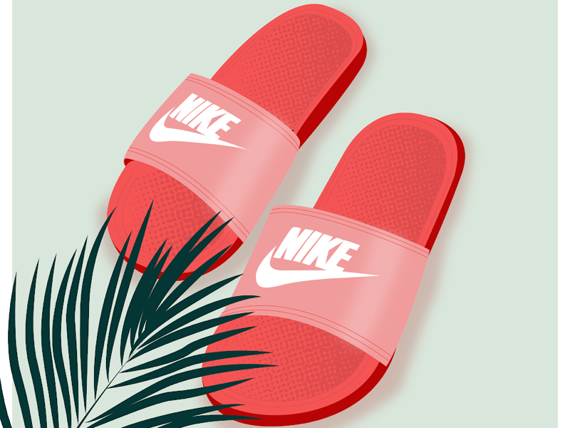 Ready for the summer! drawing draw pattern illustration nike summer
