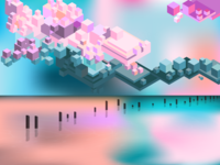 Isometric Clouds