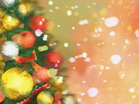 A Christmas tree 🎄