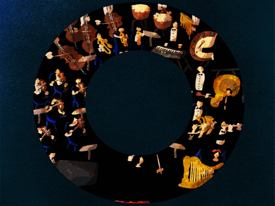 O for orchestra