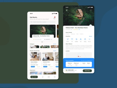 Booking App Exploration