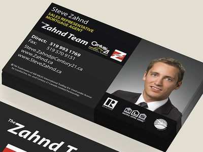 Clean real estate business cards by matthew jones dribbble clean real estate business cards reheart Image collections