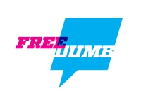 FreeDumb wordmark