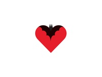 Batman Love icon