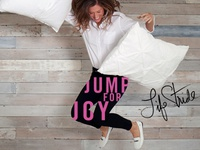 Jump for Joy ad