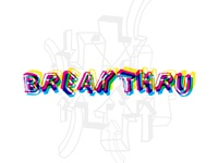 Break Thru logotype