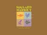 Soulard Market brand ID