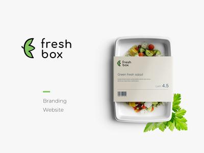 Fresh box Branding & Website