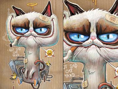 Cat Tard