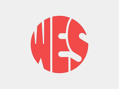 personal identity flat typography branding logo