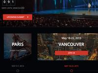 OpenStack Summit micro-site