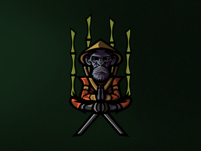 Master Chimp