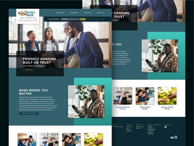Homepage Mockup homepage design homepage mockup web landing page design website web design