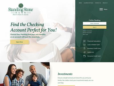Home Mockup mockup design web landing page website web design