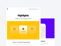 Framer — Email Marketing