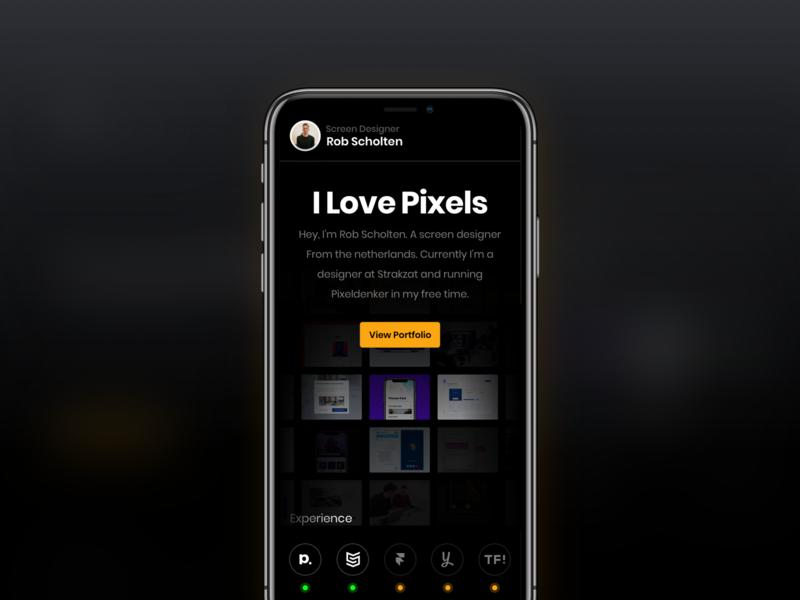 Personal Website — Portfolio