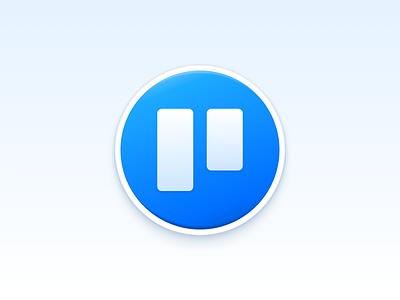 Trello — Replacement Icon replacement icon os icon osx icon trello trello replacement icon trello icon mac icon icon app icon app