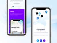 Pixeldenker — Mobile Website
