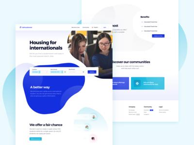 deHuyskamer — Marketingpage