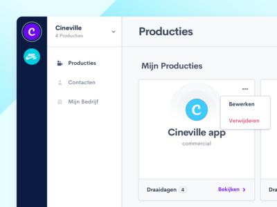 ProductionKit — Production Dashboard