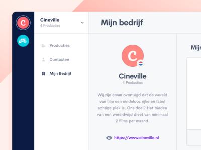 ProductionKit — Company Dashboard