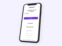 E-commerce — Mobile Webshop