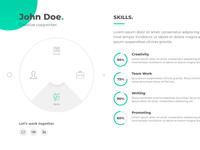 Roundy Desktop: Skills