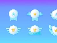 Badges Illustration