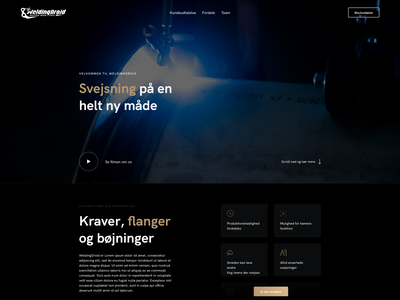 WeldingDroid Web Design frontpage webdesign web design web