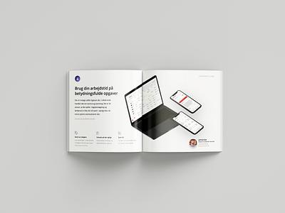 QuickOrder Brochure quickorder cash register product print brochure
