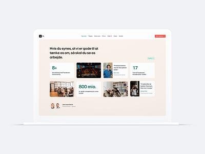 Web Design - PL & Partners branding web design landing page ui design webdesign web