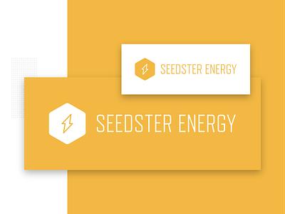 Seedster Energy Logo logo
