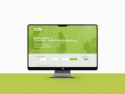Egym responsive diseño web