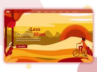 Cycling Header
