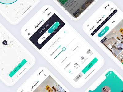 Rightmove - iOS App Redesign