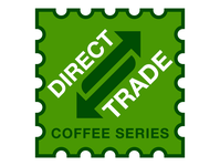 Meta Coffee Direct Trade Stamp