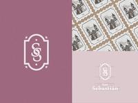 San Sebastián Brand identity