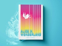 Alice In Wonderland || Book Design