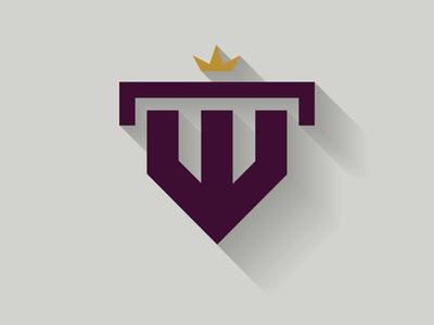 Winks Logo type font symbol mark giftbox w logo