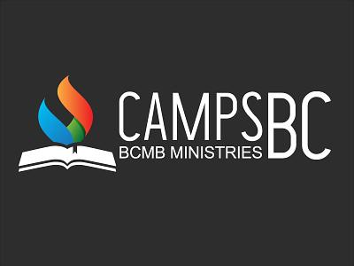 Campsbc 800 600 bible campfire camp vector illustrator mark logo