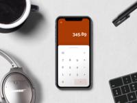 Calculator App Concept