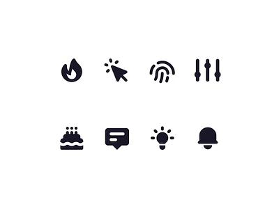 Icon Animations microanimation iconset icon design ux ui motion animation