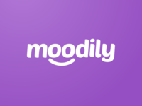 Moodily Logo Type