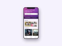 Rentals App Animation
