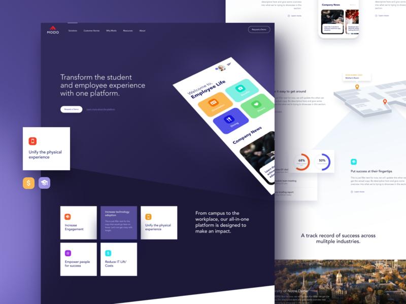 Modo Labs Homepage